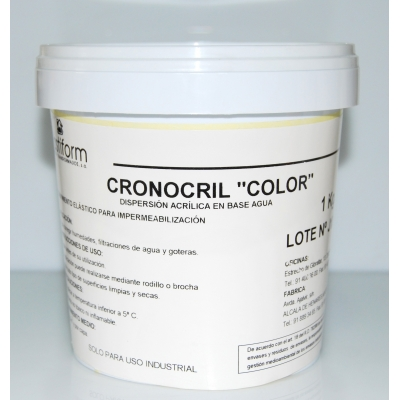 Cronocril (Teja, Teja oscuro, Crema, Verde)