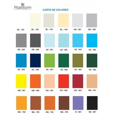Concentrado de color para poliester