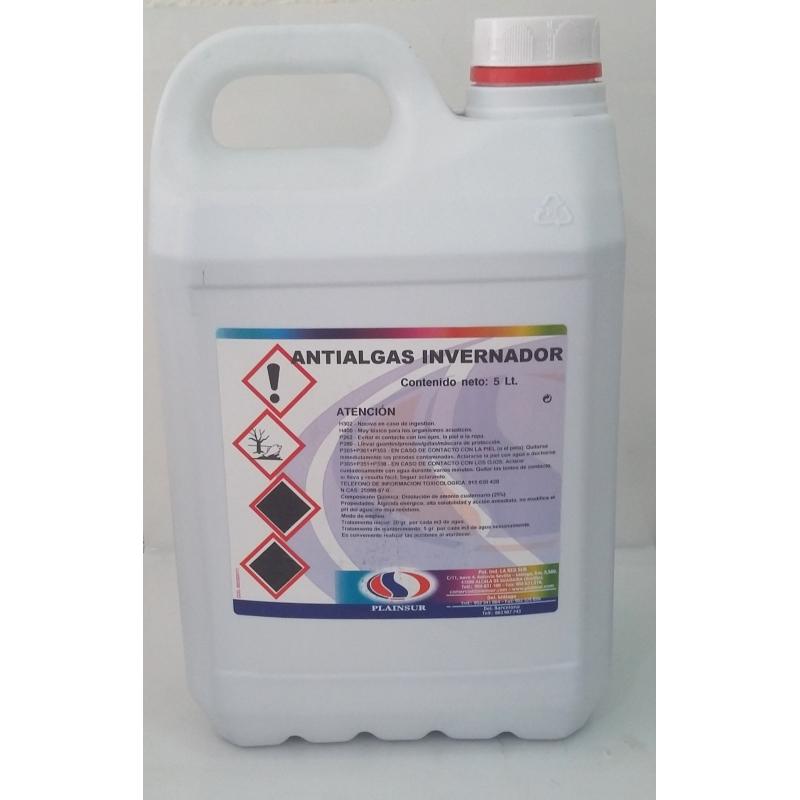 Antialgas invernador algicida y bactericida de larga for Invernador piscinas mercadona
