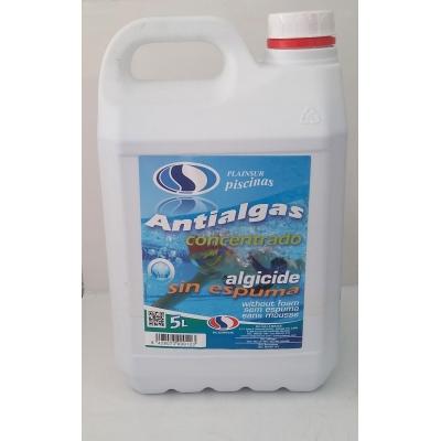 Antialgas sin espuma. Alta efectividad. Accion inmediata.