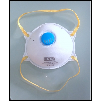 mascarilla proteccion ffp2 autofiltrante