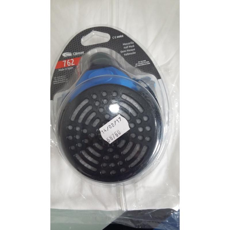 Mascarilla con filtro proteccion vapores quimicos 2
