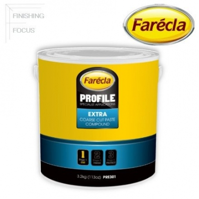 Profile Extra Coarse de FARECLA