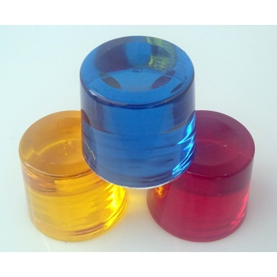 PIGMENTOS PARA RESINA TRANSPARENTE Y EPOXI- 30 gramos