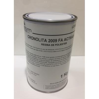 Cronolita 2009 FA Act. Para figuras de exterior. NO INCLUYE EL CATALIZADOR.
