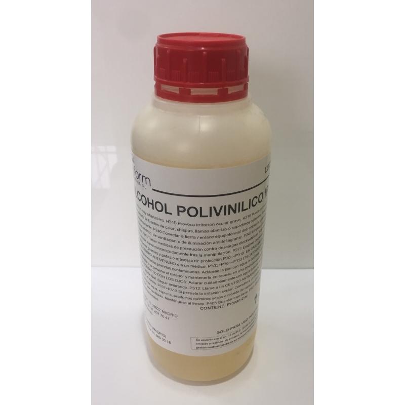 Alcohol Polivinílico IP-300 (desmoldeante líquido)