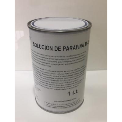 Solucion de parafina M-5